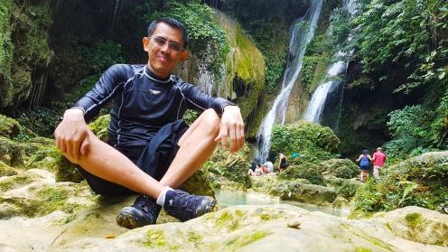 Mag-aso Falls, Kabankalan City, Negros Occidental