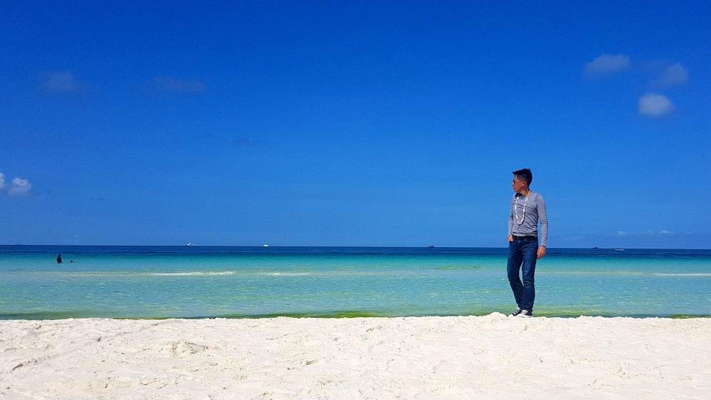 Station 1, Boracay Island, Philippines
